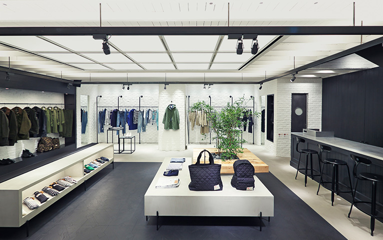 青山メンズ店