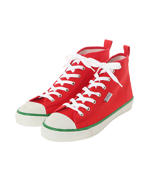 PLIMSOLL FOOTWEAR<br>【MENS】ハイカット スニーカー