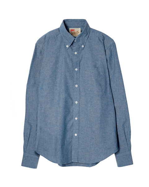 【MEN'S】 ボタンダウンシャツ