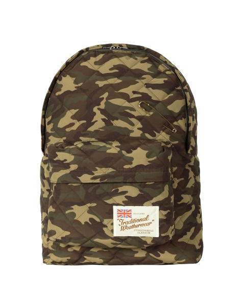 DAYPACK LARGE WITH PIN デイパック ラージ ウィズピン
