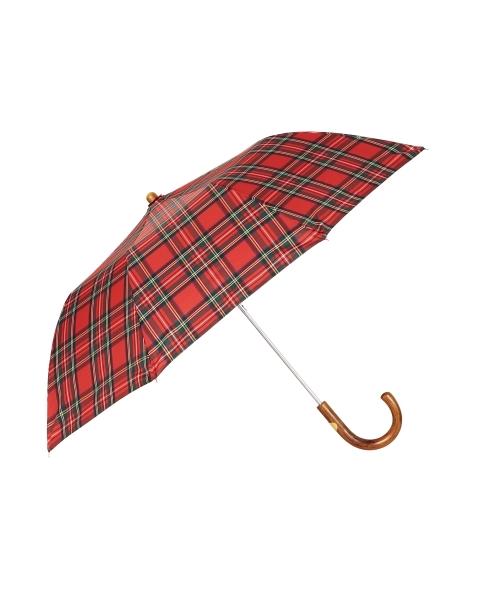 折りたたみ傘 / ラタン ゴールド