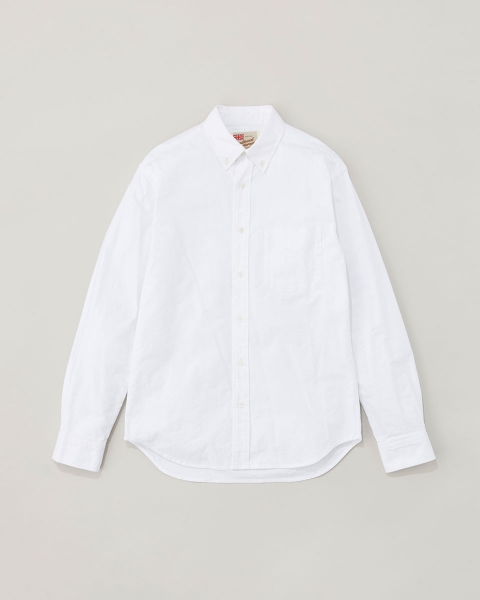 【MEN'S】B.D. SHIRTS WITH PATCH