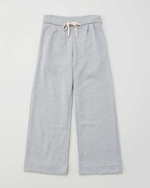 WIDE SWEAT FLAIR PANTS