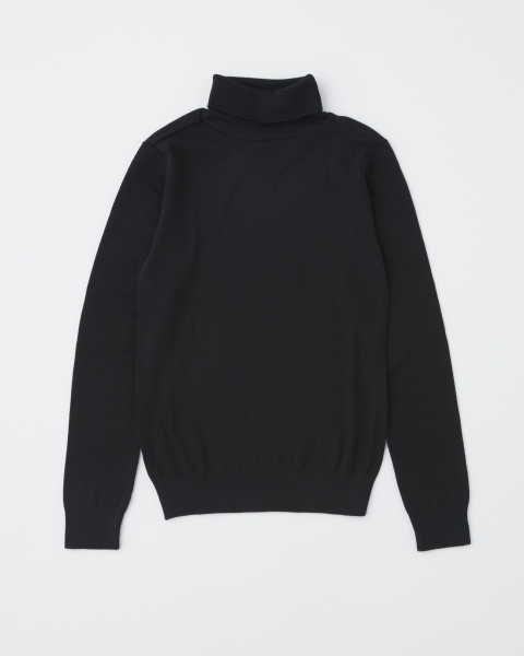 HIGH GAUGE TURTLE NECK