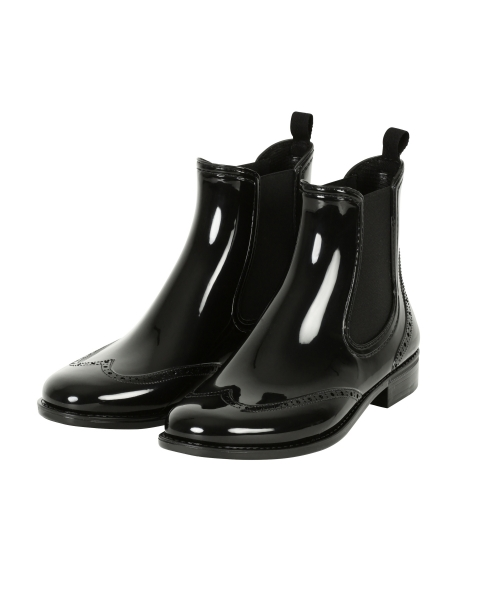 WING TIP SIDEGORE RAINBOOTS