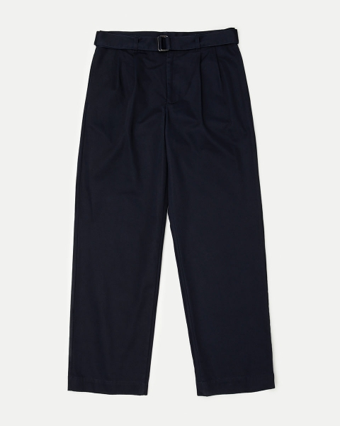 【MENS】WORK PANTS WIDE WITH BELT