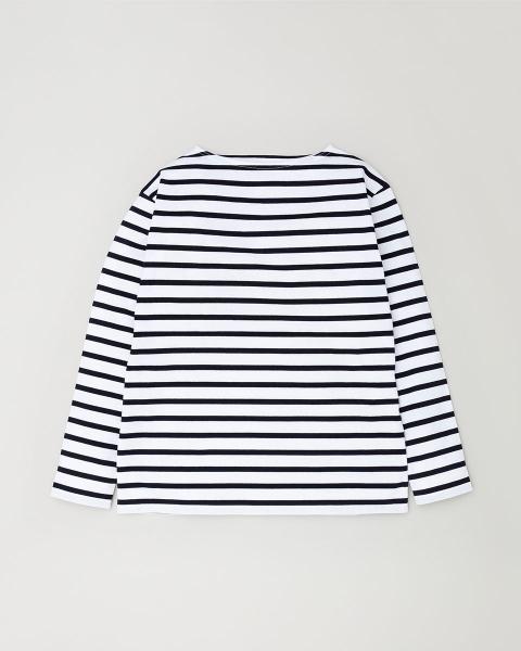 【MENS】ベーシック バスクシャツ