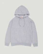 【MEN'S】QUILTED PACTH PULL OVER PARKA 詳細画像 グレー 1