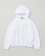 【MEN'S】QUILTED PACTH PULL OVER PARKA 詳細画像 ホワイト 1