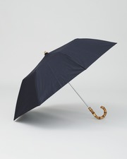 FOLDING UMBRELLA BAMBOO 詳細画像 ネイビー 1