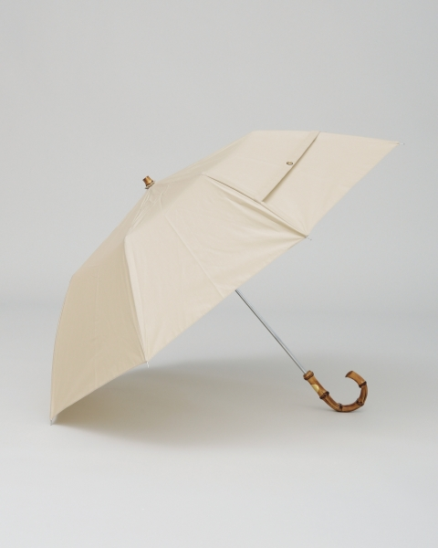 FOLDING UMBRELLA BAMBOO