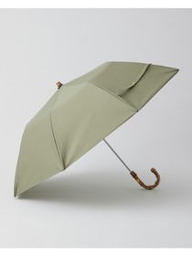 FOLDING UMBRELLA BAMBOO 詳細画像 セージ 1