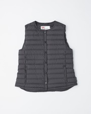 ARKLEY DOWN VEST PACKABLE 詳細画像 ブラック 1