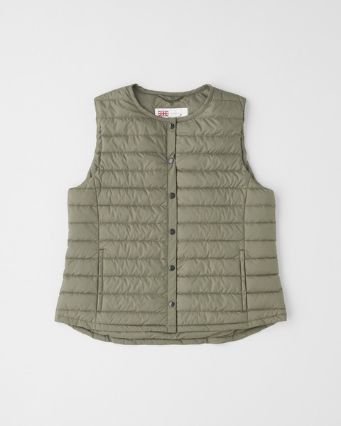 ARKLEY DOWN VEST PACKABLE
