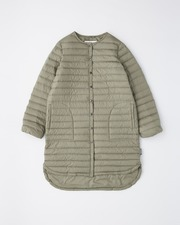 ARKLEY LONG DOWN PACKABLE 詳細画像 カーキ 1