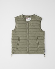 ARKLEY DOWN VEST PACKABLE 詳細画像 カーキ 1