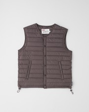 ARKLEY DOWN VEST PACKABLE 詳細画像 ブラウン 1