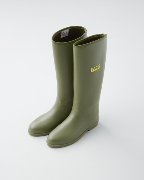TWW LONG RAINBOOTS