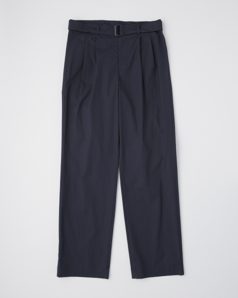 WORK PANTS WIDE WITH BELT
