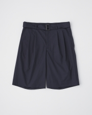 【MEN'S】WORK SHORTS  WITH BELT      詳細画像 ネイビー 1