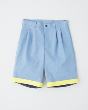 【STORMSEAL】【MEN'S】WORK SHORTS  WITH TAPE 詳細画像 ライトブルー×ブルー 1