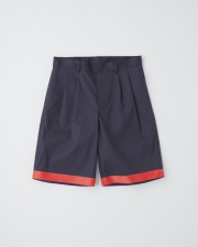 【STORMSEAL】【MEN'S】WORK SHORTS  WITH TAPE 詳細画像 ネイビー×バイオレットインク 1