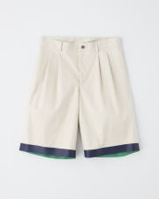 【STORMSEAL】【MEN'S】WORK SHORTS  WITH TAPE 詳細画像 ニューパティ×ブライトグリーン 1