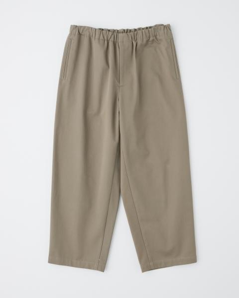【MEN'S】ELASTIC WAIST PANTS