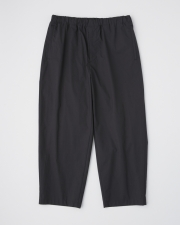 【MEN'S】ELASTIC WAIST PANTS       詳細画像 ブラック 1