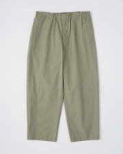 【MEN'S】ELASTIC WAIST PANTS       詳細画像 カーキ 1