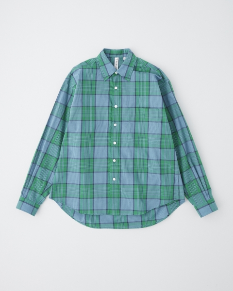 【MEN'S】REGULAR SHIRTS WITH WIRE