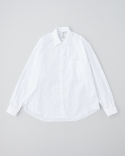 【MEN'S】REGULAR SHIRTS WITH WIRE       詳細画像 ホワイト 1
