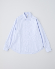 【MEN'S】REGULAR SHIRTS WITH WIRE       詳細画像 ライトブルー 1