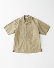 UNION SHORT SLEEVE SHIRT 詳細画像 ベージュ 1