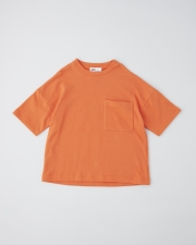 【MEN'S】BIG T-SHIRTS WITH POCKET       詳細画像 オレンジ 1
