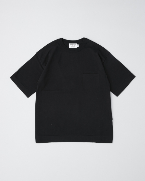 【MEN'S】KNIT T-SHIRTS