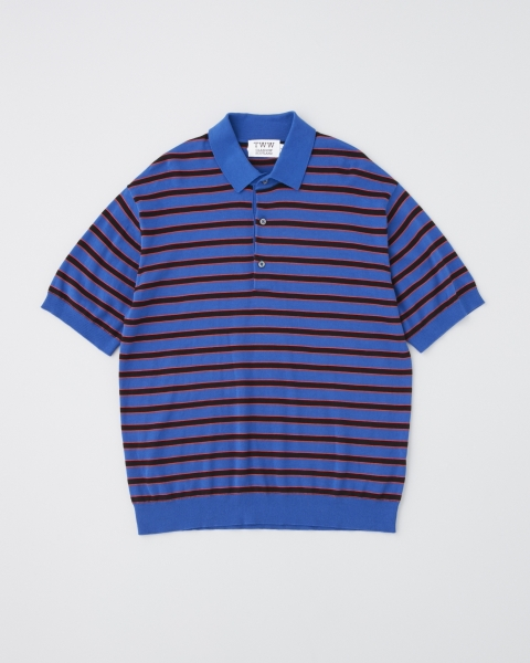 【MEN'S】KNIT POLO