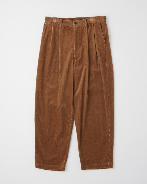【MEN'S】2PLEATS PANTS