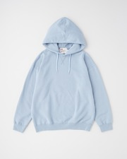 【MEN'S】QUILTED PATCH CREW NECK PULL OVER PARKA 詳細画像 サックス 1