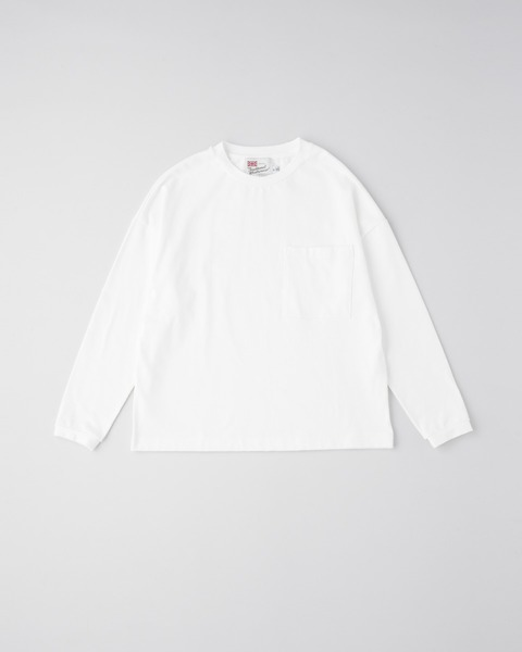 BIG FRONT POCKT LONG SLEEVE