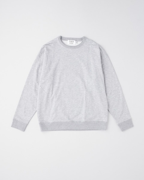 CREW NECK BASIC PULL OVER