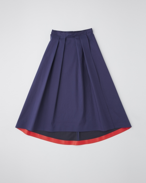 【STORMSEAL】GATHERED VOLUME LONG SKIRT