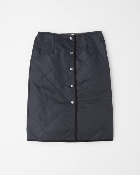QUILTED TIGHT SKIRT