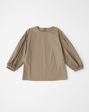 【HIGH STREET COLLECTION】DROP SHOULDER BLOUSE 詳細画像 カーキ 11