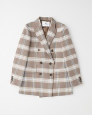 【HIGH STREET COLLECTION】DOUBLE JACKET 詳細画像 イエローグレータータン 11