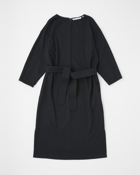 【HIGH STREET COLLECTION】BELT DRESS ONE-PIECE
