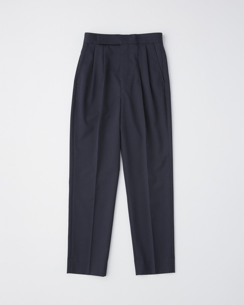 【HIGH STREET COLLECTION】2TUCK TAPARED PANTS