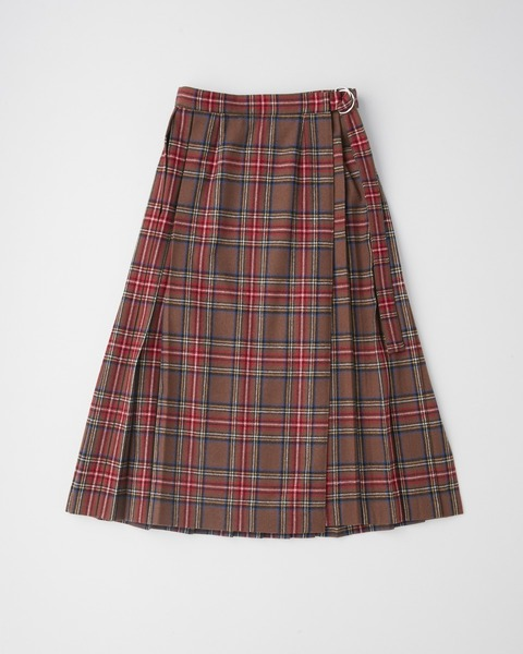 【HIGH STREET COLLECTION】KILT SKIRT