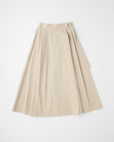 【HIGH STREET COLLECTION】LONG FLARE SKIRT