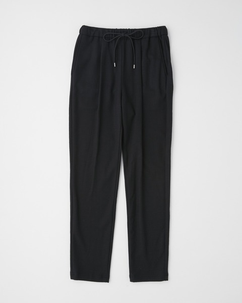 TAPERED JERSEY PANTS